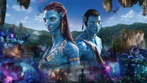 Avatar 2 Foto Set Nuova Zelanda