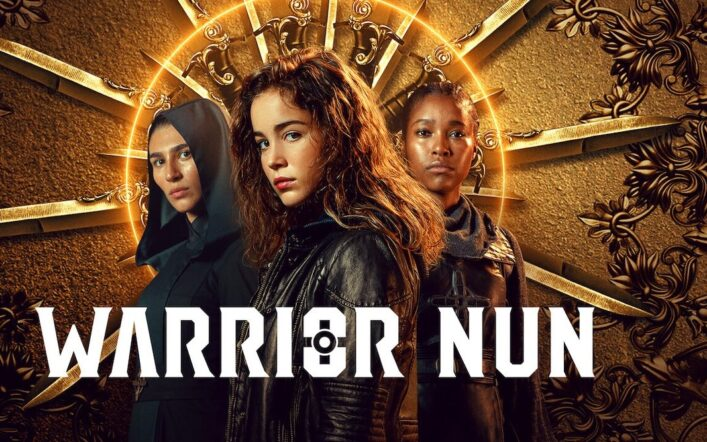 Warrior Nun avrà la stagione 2, l'annuncio di Netflix