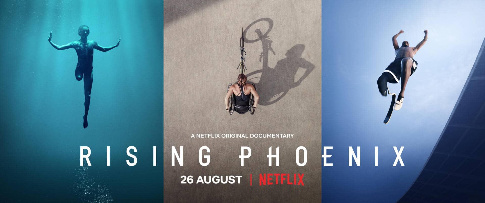 Rising Phoenix: trama, cast, trailer, data uscita su Netflix