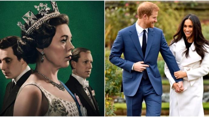 The Crown su Netflix non parlerà mai di Harry e Meghan: il regista spiega perché