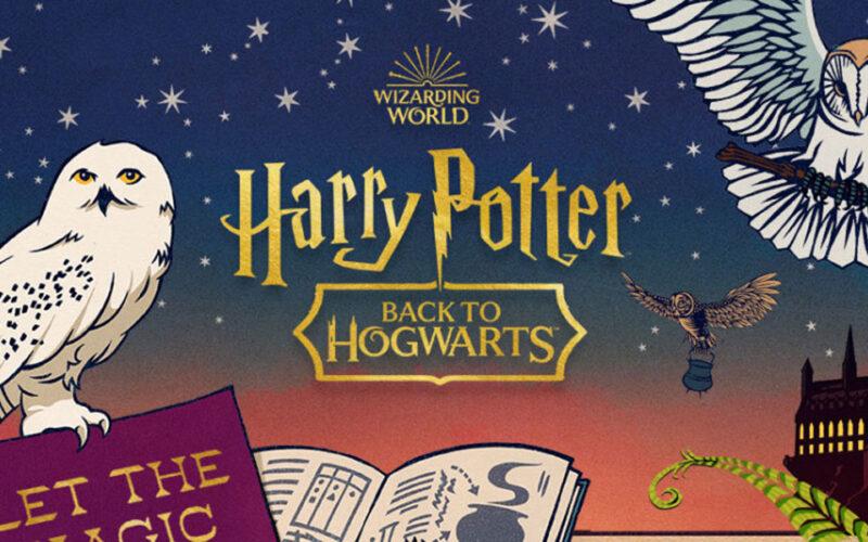 Back to Hogwarts in versione digitale per i fan di Harry Potter