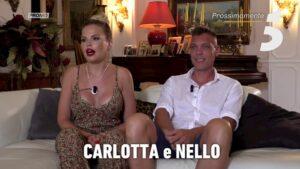 Carlotta e Nello di Temptation Island 2020