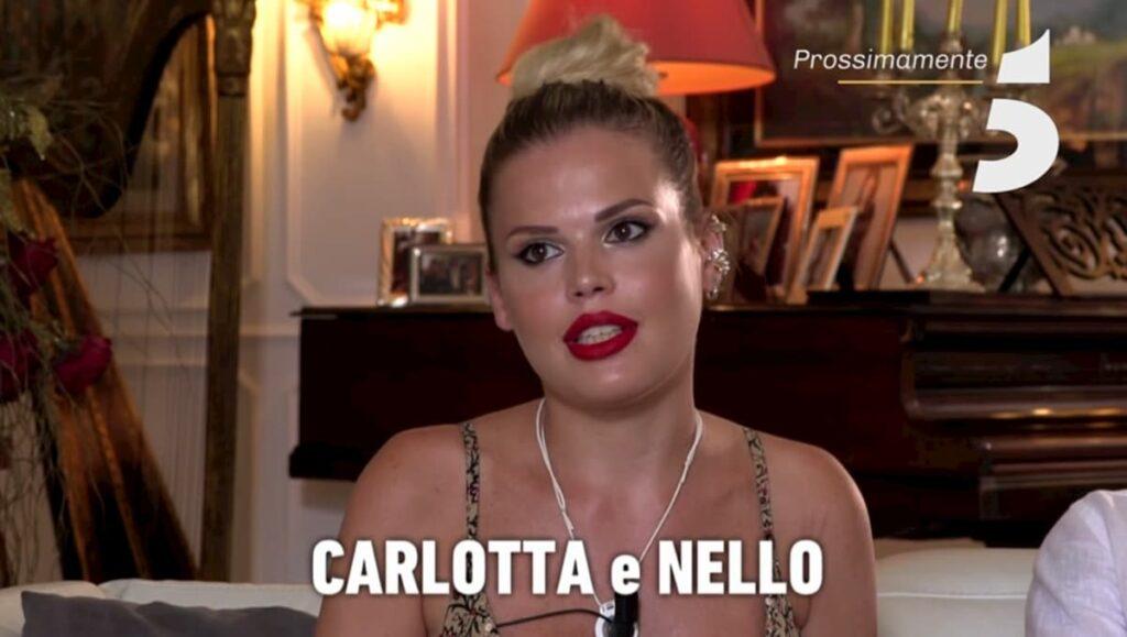 Carlotta, fidanzata di Nello (Temptation Island 2020)