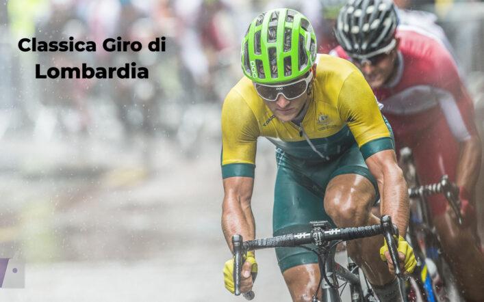 Ciclismo, classica Giro di Lombardia 2020: dove vedere la gara in TV e streaming