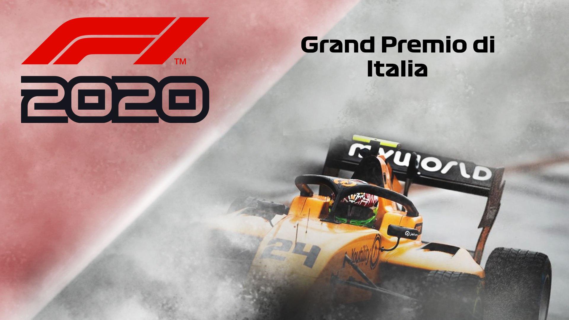 F1, GP d'Italia 2020: dove vedere la gara in TV e streaming