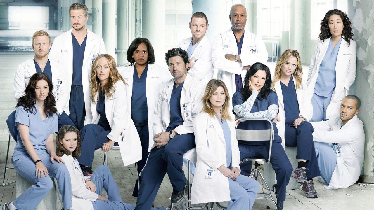 In Grey's Anatomy 17 non si parlerà solo di coronavirus, parola di Giacomo Gianniotti
