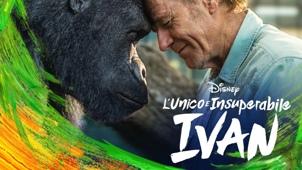 L'unico e insuperabile Ivan raccontato da Bryan Cranston al Giffoni Film Festival