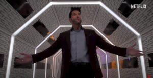 Lucifer 5 uscita su Netflix