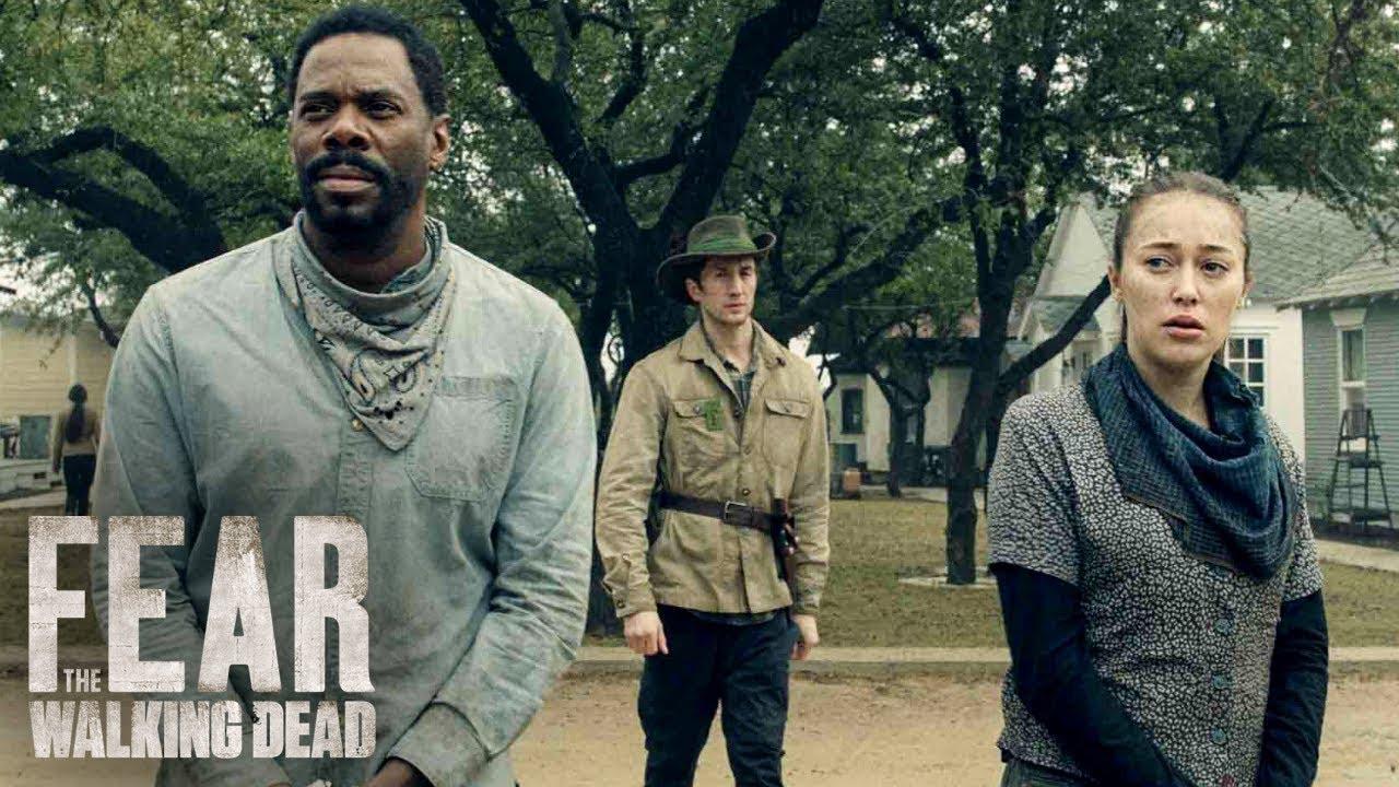 Fear the Walking Dead 6, il nuovo teaser rivela la sorte di un personaggio