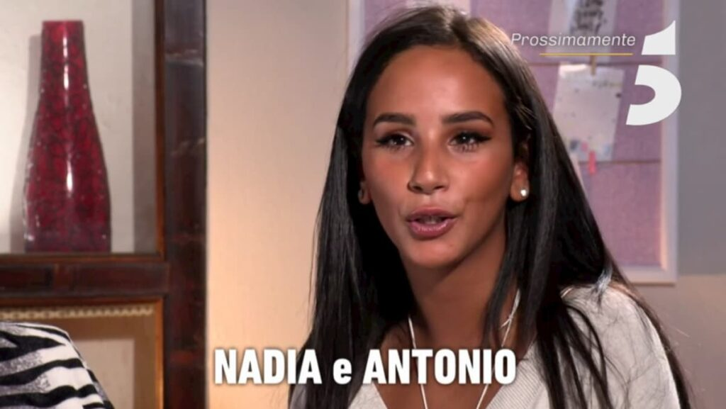 Nadia, fidanzata di Antonio (Temptation Island 2020)