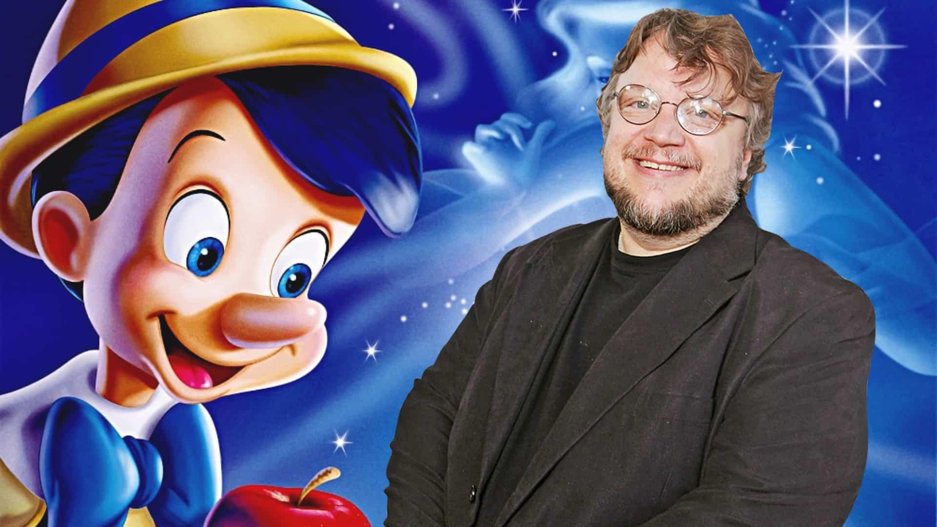 Pinocchio, ecco il cast del film Netflix di Guillermo del Toro
