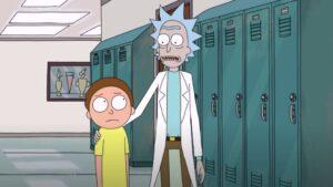 Rick e Morty nomination agli Emmy