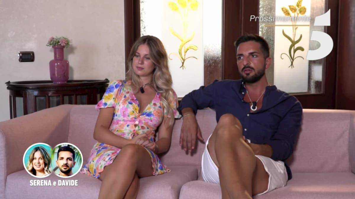Chi sono Serena e Davide di Temptation Island 2020