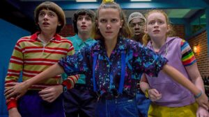 Stranger Things 4 non ultima stagione