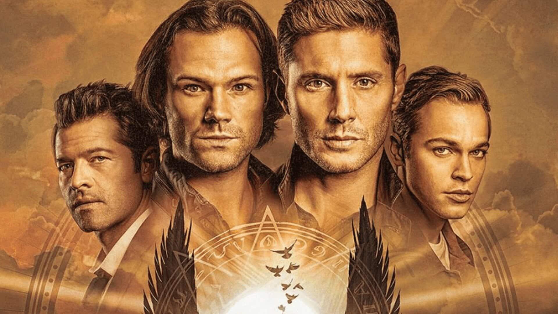 Supernatural ultima stagione finalmente sono state svelate le date degli episodi finali