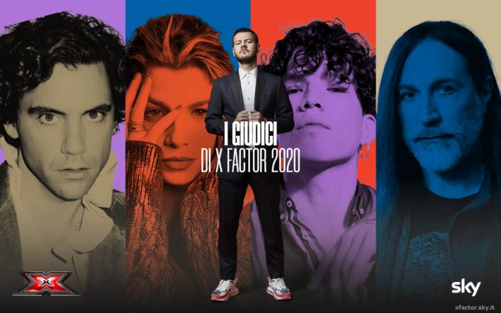 X Factor 2020, rilasciate le prime dichiarazioni dei nuovi giudici