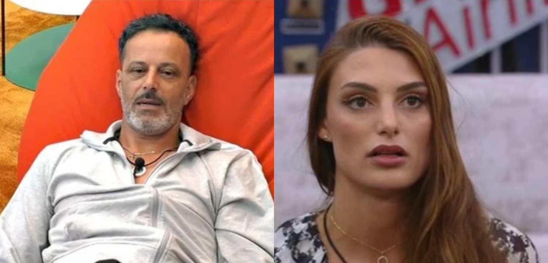 Francesca Pepe difesa da Kikò Nalli dopo la sfuriata di Signorini al GF VIp