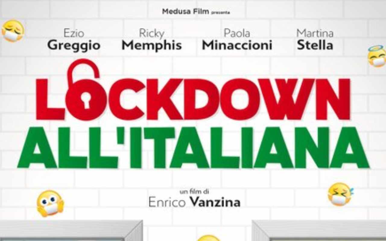 Lockdown all'italiana, il film di Vanzina che sta indignando il web