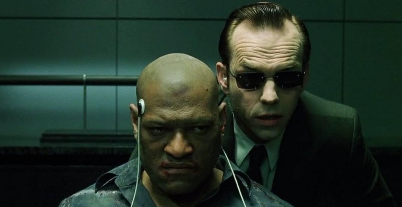Matrix 4, Morpheus e l'Agente Smith assenti: ecco perché