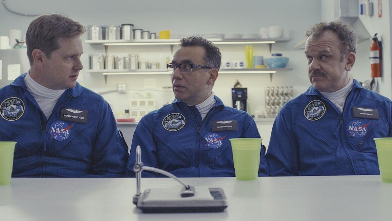 Moonbase 8: trama, cast, trailer, data uscita