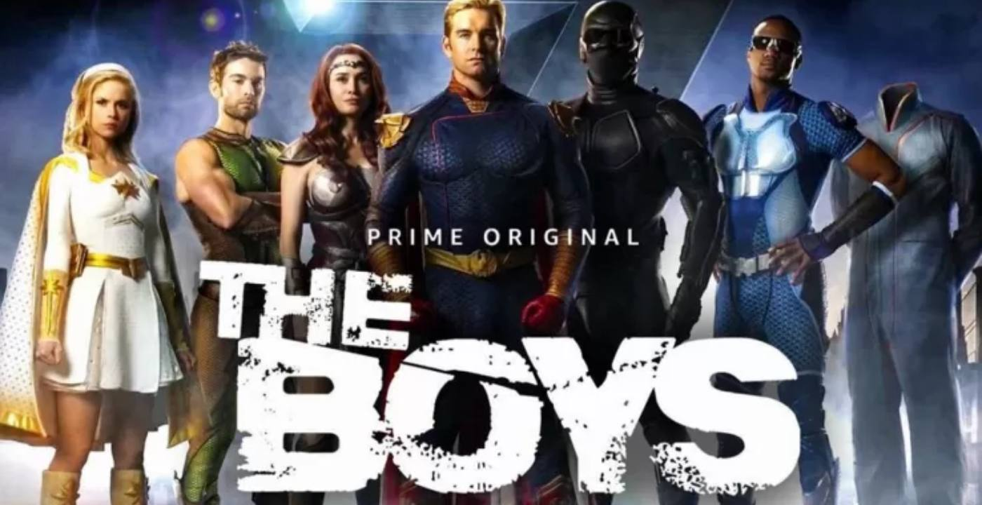The Boys 2 disponibile da oggi, 4 settembre 2020 su Amazon Prime Video