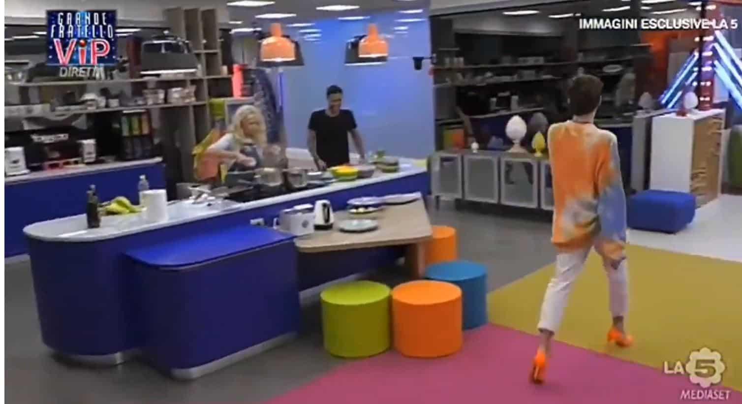 Tommaso Zorzi deride Gabriel Garko dopo il coming out e il web insorge (video)