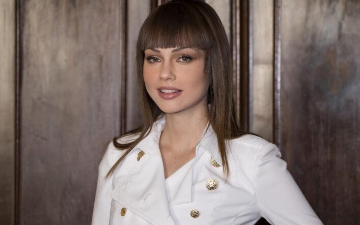 Chi è Rosalinda Cannavò, l'attrice italiana che ha fatto esplodere l'Ares Gate