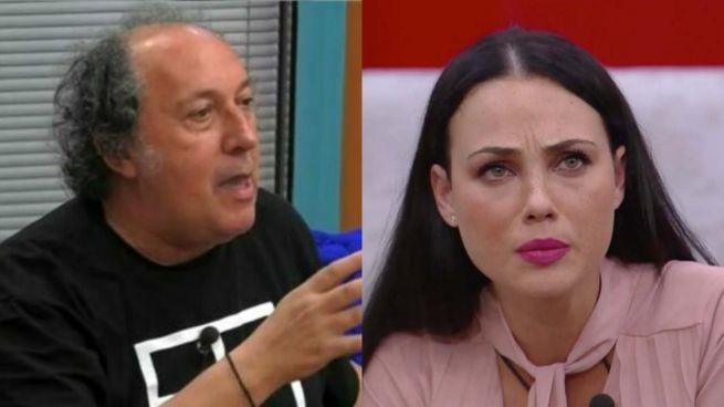 """Adua Del Vesco anoressica a causa dell'Ares Gate, Fulvio Abbate: """"Dimagrisci"""" e il web insorge"""