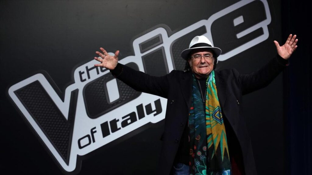 Al Bano Carrisi coach di The Voice of Senior