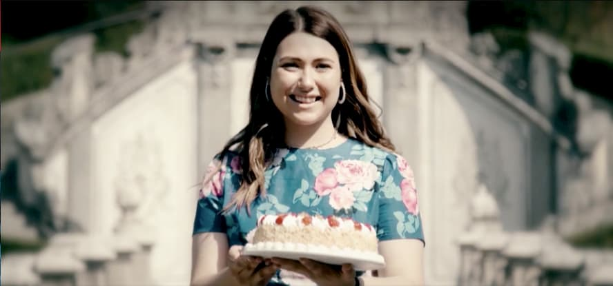Maria concorrente Bake Off Italia 2020