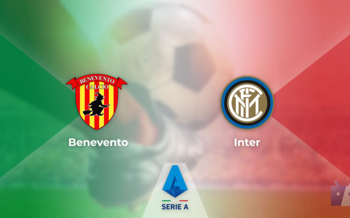 Dove vedere la partita tra Benevento e Inter in TV e streaming