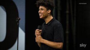 Dylan alle seconde Audizioni di X Factor 2020