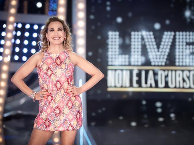 Barbara D'Urso, anticipazioni Live-Non è la D'Urso: svelati gli ospiti della prima puntata