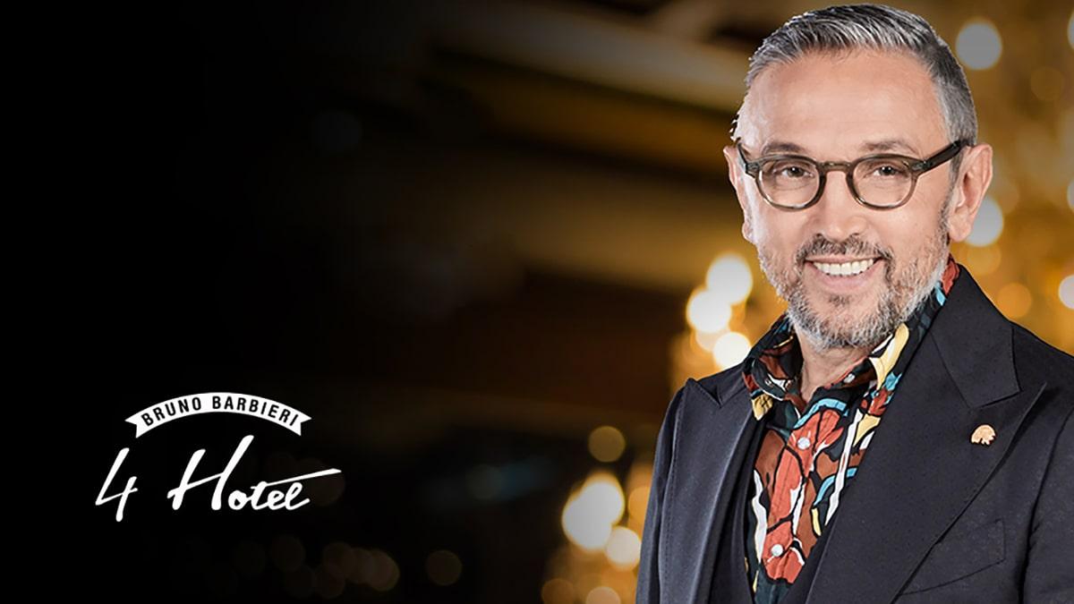 Bruno Barbieri 4 Hotel nuova edizione: anticipazioni e novità sulle nuove puntate