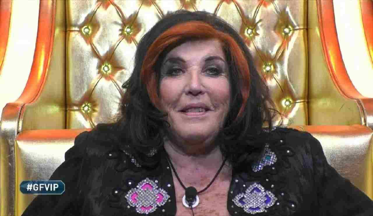 La contessa De Blanck fa piangere Dayane al GF VIP 5: 'Cafona, sembri una selvaggia del Brasile'
