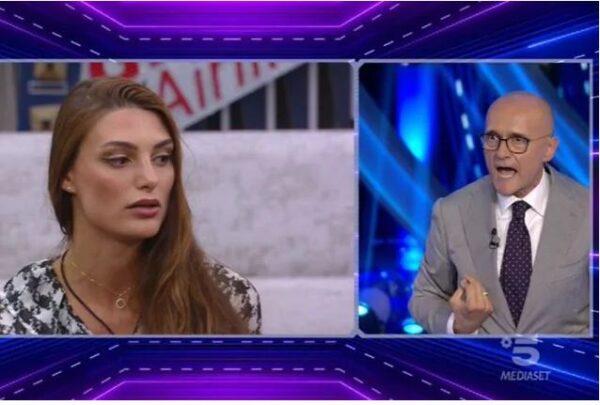 GF Vip 5, Alfonso Signorini criticato per l'attacco a Francesca Pepe: la sua giustificazione
