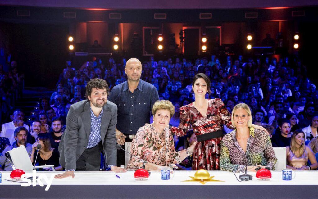 I giudici di Italia's Got Talent 2021