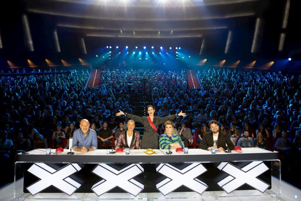 Il pubblico di Italia's Got Talent