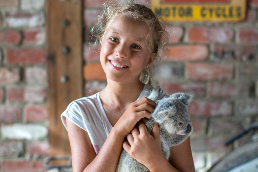 Izzy nel mondo dei koala (documentario Netflix)