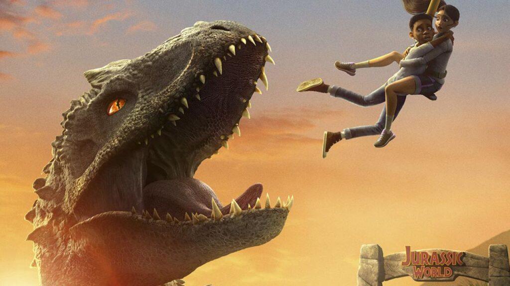 Jurassic World: Nuove avventure (serie TV Netflix)