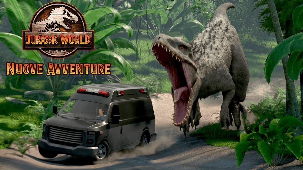 Jurassic World: Nuove avventure: trama, cast, trailer, uscita