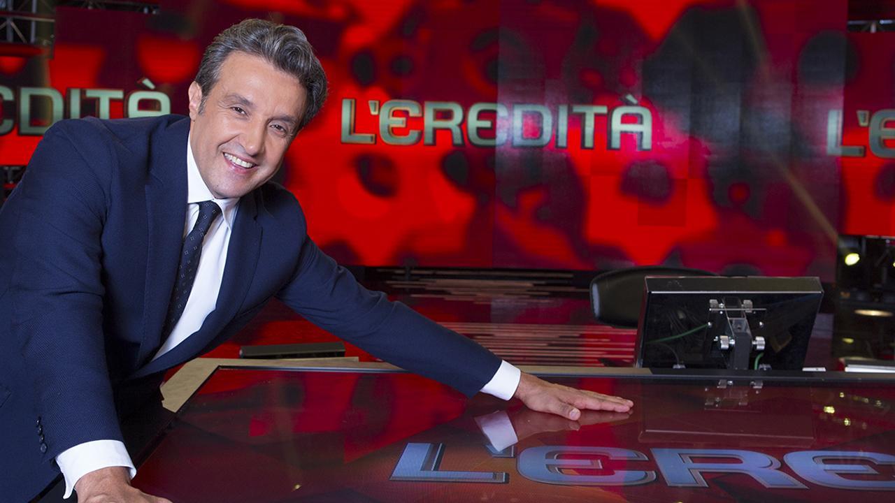 Stasera torna L'Eredità di Flavio Insinna con due importanti novità