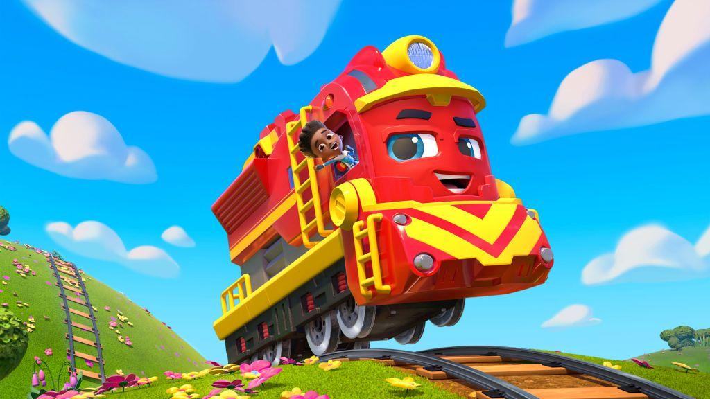 Mighty Express: Avventure sui binari (serie TV Netflix)