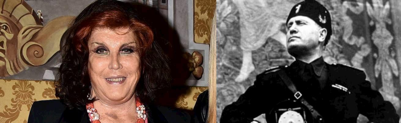 Patrizia De Blanck è la nipote di Benito Mussolini? La bomba a Live Non è la d'Urso