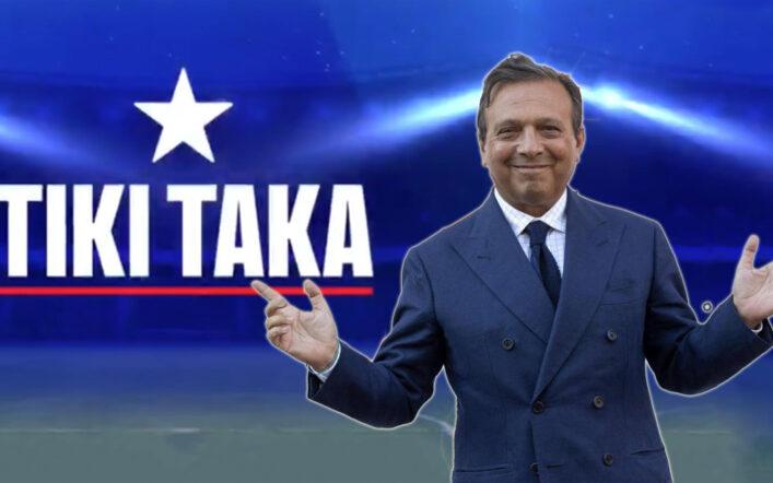 Tiki Taka, ecco come e dove vedere la replica dell'ultima puntata