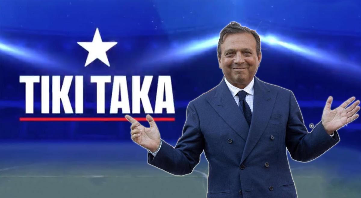Tiki   Taka, ospiti tre tifosi vip dell