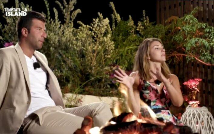 L'infinito falò di confronto tra Anna e Gennaro non è ancora terminato (video)