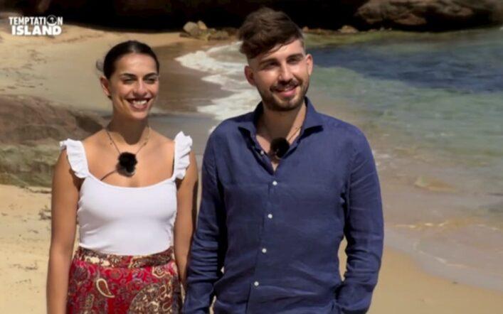 A Temptation Island stanno per arrivare Salvo e Francesca, conosciamoli meglio