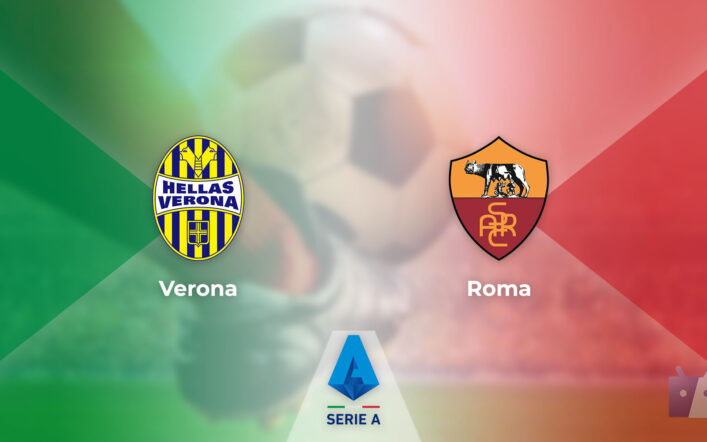 Dove vedere la partita tra Hellas Verona e Roma in TV e streaming