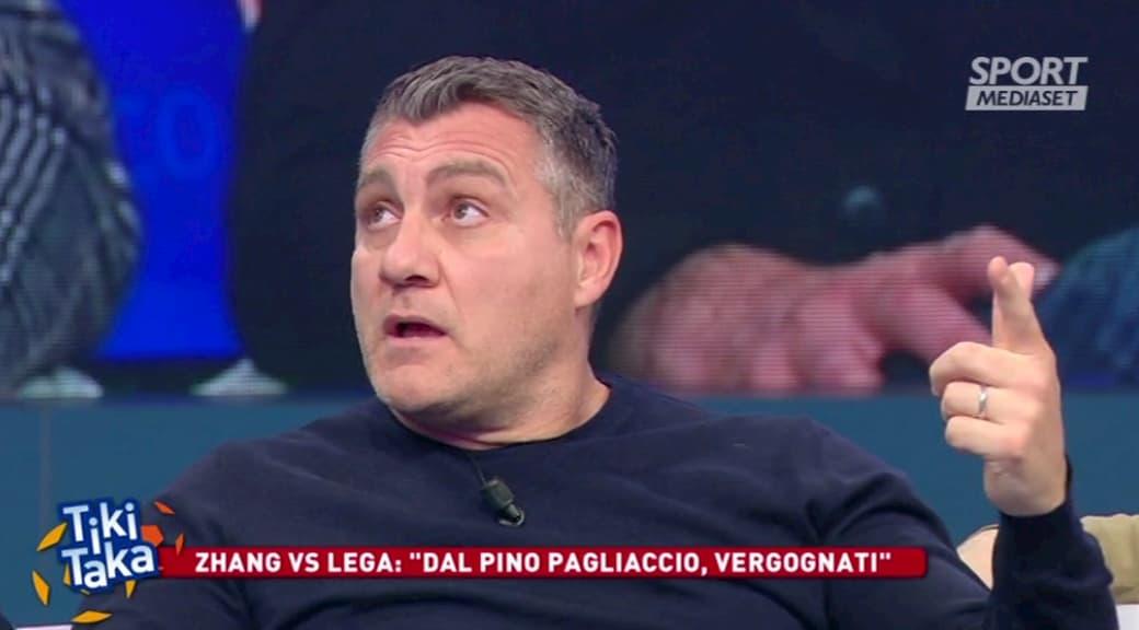 """Vieri lascia Mediaset, trovato un accordo tra le parti? """"Chiuso definitivamente il contratto"""""""